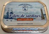 Filets de Sardines sauce escabèche - Product - fr