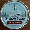 Emietté de thon blanc et confiterelles (Tomates séchées) - Product