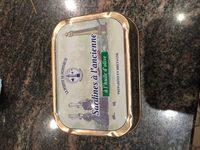 Sardines à L'ancienne à L'huile D'olive - Ingrédients - fr