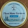 Thon blanc Germon au naturel - Product