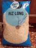 Riz long - Product