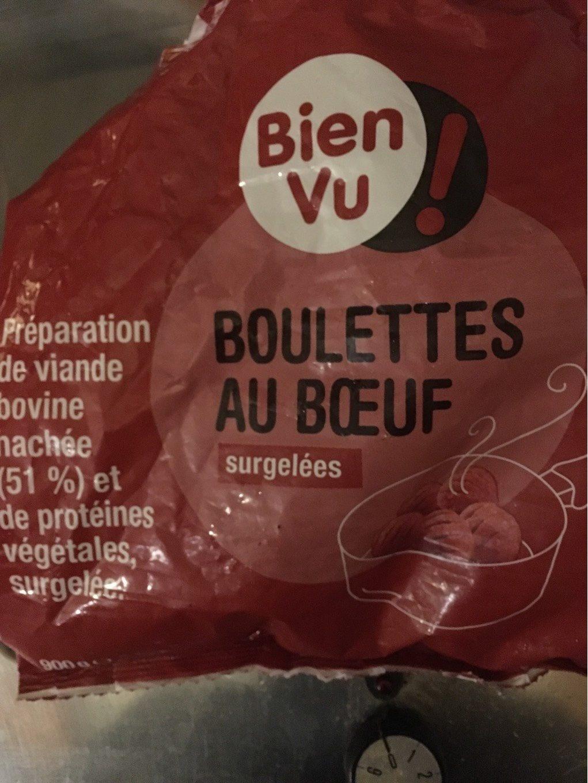 Boulette Abd Boeuf B.vu 30X30G - Produit - fr