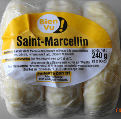 Saint-Marcellin (22% MG) - Product
