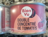Double concentré de tomates 28% - Product
