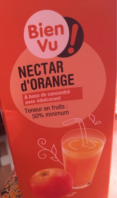 Nectar d'orange - Produit - fr