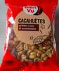 Cacahuètes grillées à sec & aromatisées - Produit