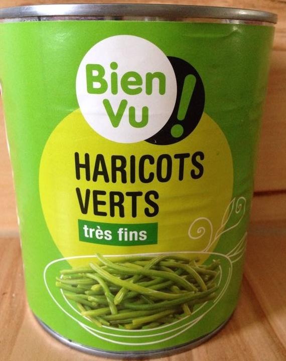 Haricots Verts Très Fins - Produit - fr