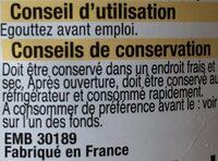Maïs Doux Bien Vu, - Ingrédients