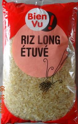 Riz Long Etuvé - Produit - fr