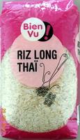 Riz long thaï - Product