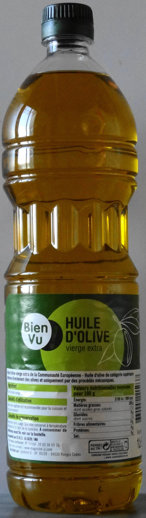 Huile d'Olive, vierge extra - Product - fr