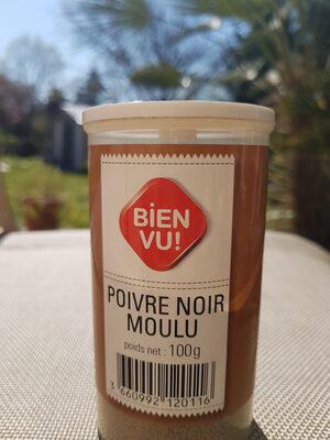 POIVRE NOIR moulu - Produit - fr