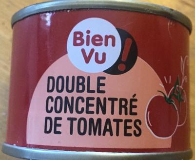 Double concentré de tomates - Produit