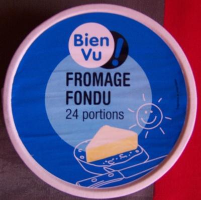 Fromage fondu (19,5% MG) - Product - fr
