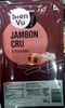 Jambon cru - Produit