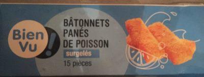 Poisson Panés de Poisson - Produit