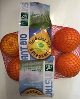 Oranges bio spécial jus à presser - Product - fr