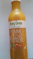 Fruity green pomme pêche potiron - Product