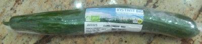 Concombre bio - Product