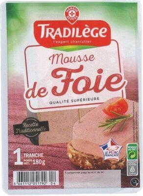 Mousse de foie supérieure - Produit - fr