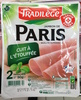 Jambon de Paris cuit à l\'étouffée - Produit