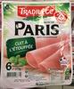 Jambon de Paris, Cuit à l'Étouffée (6 Tranches) - Product