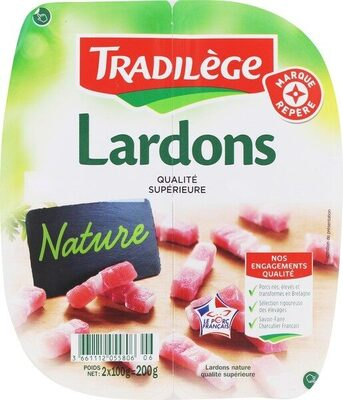 Lardons nature - Product