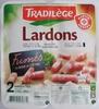 Lardons Fumés au Bois de Hêtre (2 Barquettes) - Produit
