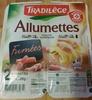 Allumettes Fumées (2 Barquettes) - Producto