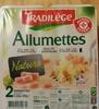 Allumettes Nature (2 Barquettes) - Product