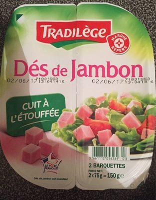 Jambon - Produit