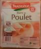 Blanc de Poulet (2 Tranches) - Produit