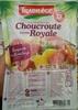 Choucroute Royale Garnie - Produit