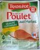 Blanc de Poulet aux Herbes (4 Tranches) - Product
