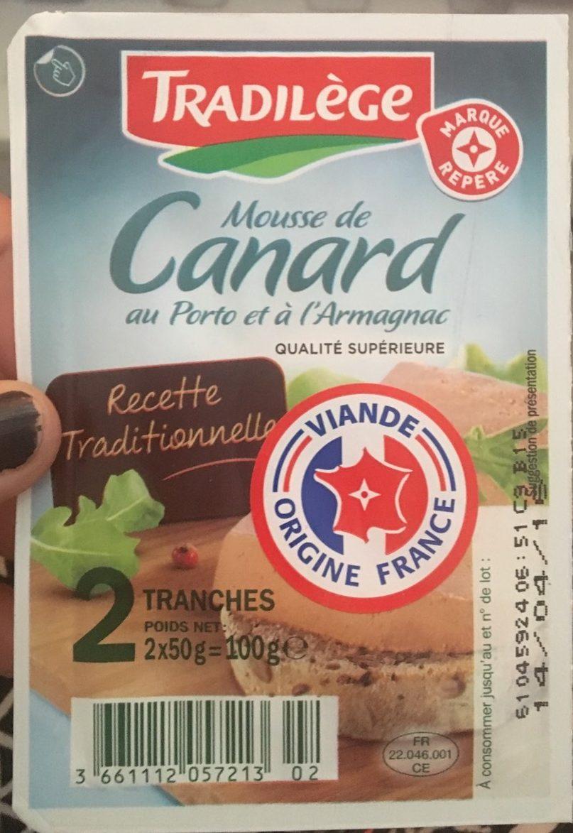 Mousse de Canard au Porto et à l'Armagnac - Product