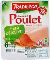 Blanc de poulet 6 tranches - Produit