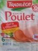 Blanc de Poulet (6 Tranches) - Product