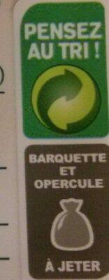 Blanc de dinde Doré au four - Instruction de recyclage et/ou informations d'emballage - fr