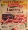 Lardons Fumés (2 Barquettes) Maxi Format - Product