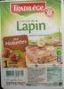 Terrine de Lapin aux Noisettes - Product