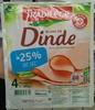 Blanc de Dinde - Produit