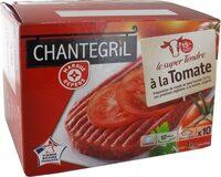 Steaks hachés à la tomate - Product