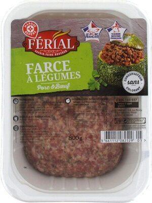 Farce à légumes - Produit - fr