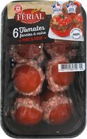 Tomates farcies x 6 - Product