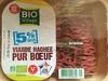 Viande hachée pur bœuf 5 % - Produit
