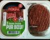 2 Steaks Hachés Pur Bœuf - Product