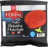 Steack haché Férial 5%mg, 5%MG - Product
