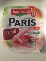 Jambon de paris fumé - Product
