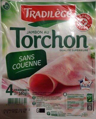 Jambon au torchon sans couenne - Product - fr