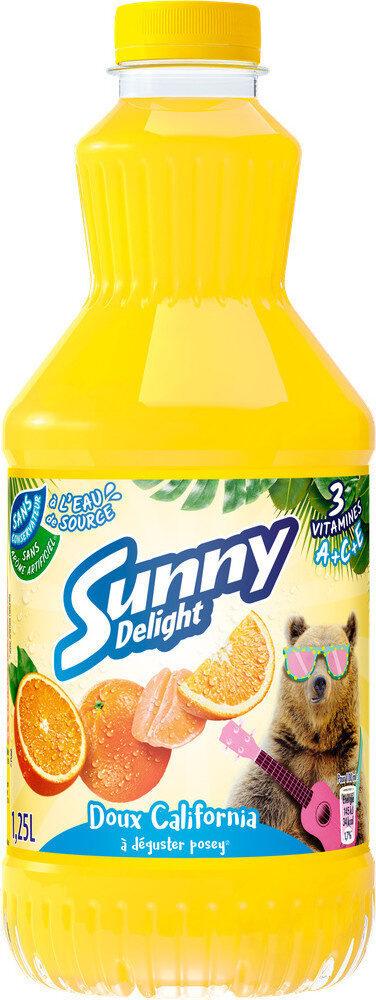 Sunny Delight Boisson aux fruits Doux California - Product - fr